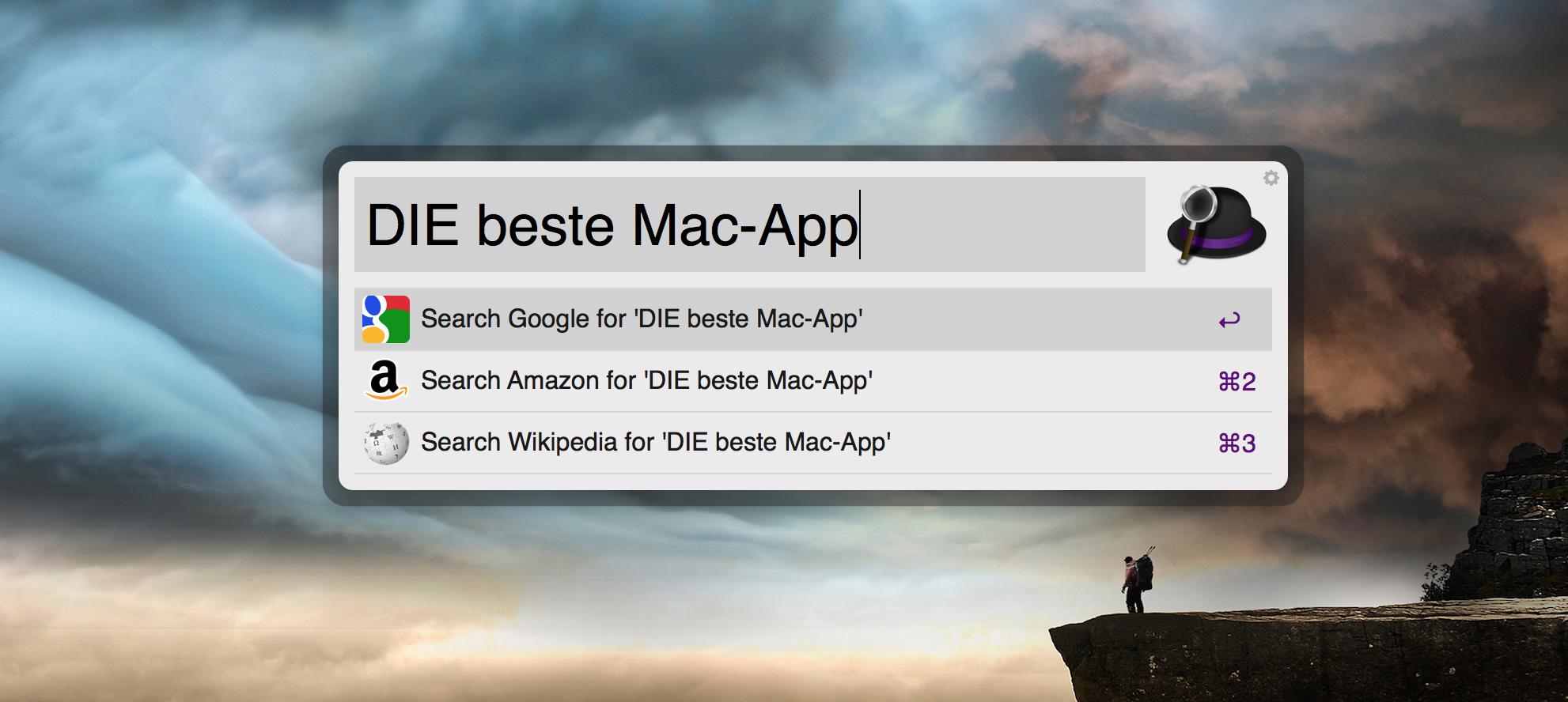 Alfred: Die wohl beste Mac-App