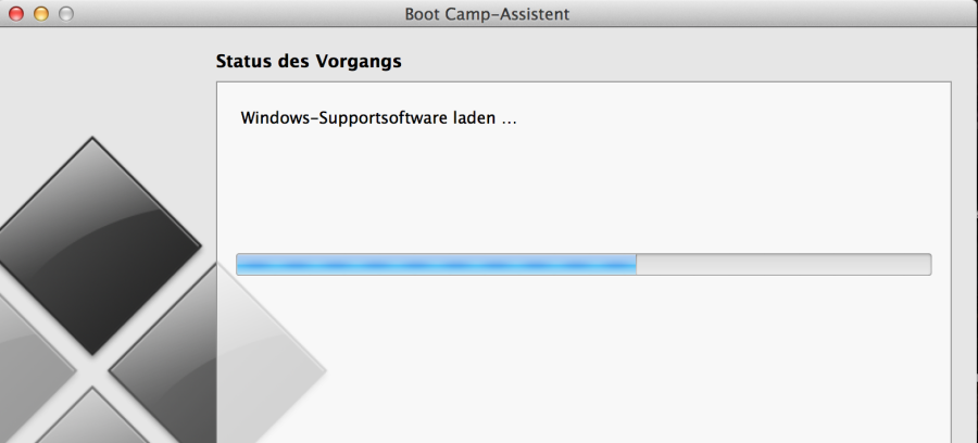 Windows Supportsoftware laden