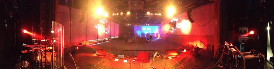 Monitoring auf der Bühne