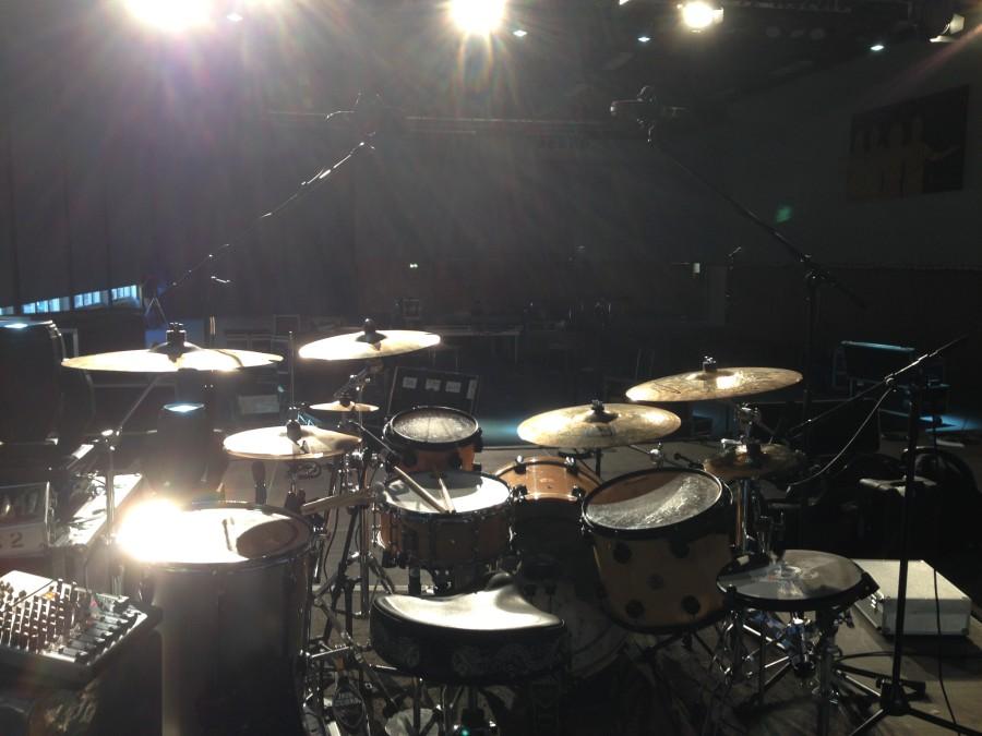Schlagzeug-Mikrofonierung