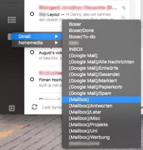 5 Mailbox