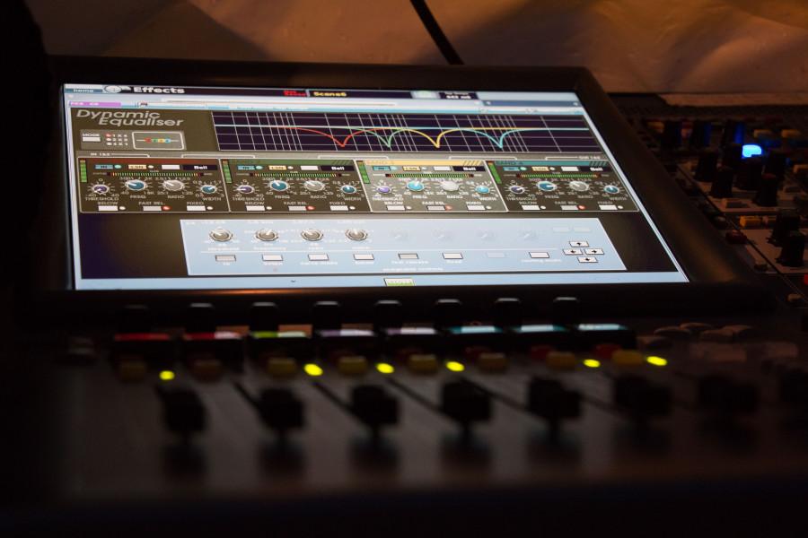 Der dynamische EQ entpuppt sich als mächtiges Werkzeug zB. für Stimmen